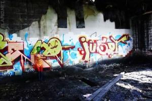 grafitti400